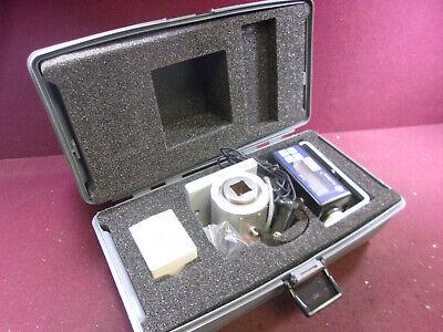 Sturtevant Richmont Veritorq Electronic Torque Tester 600ft. Lbs. Loc7931