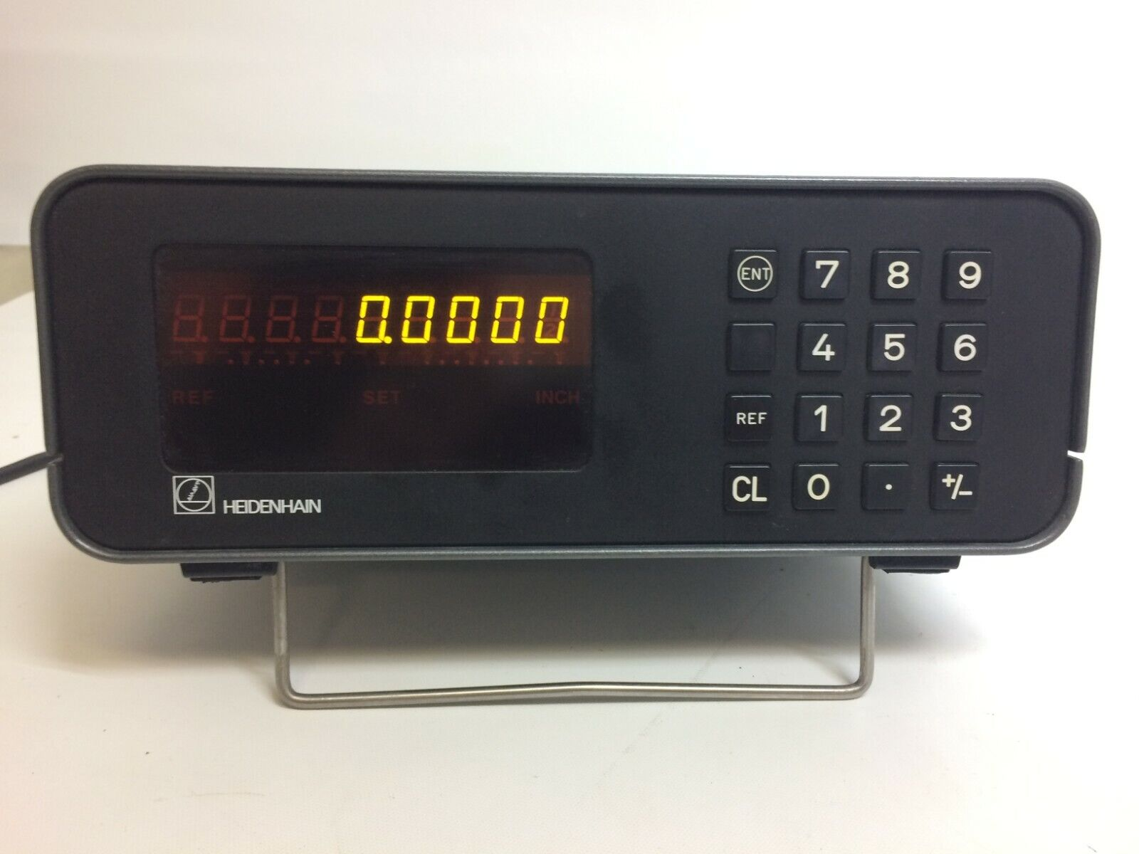 Heidenhain VRZ401 Digital Display Readout For Encoder  #230 645 03