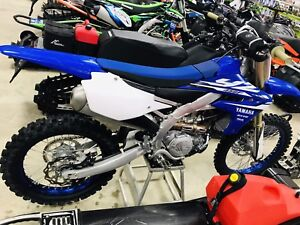 2018 Yamaha YZ450F ONLY 23hrs Financing OAC! SOLD SOLD SOLD!!!