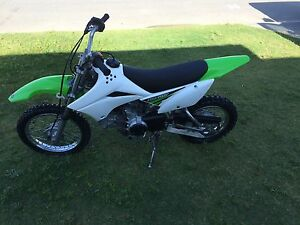 KLX 110 Motor Cross Bike Yanchep Wanneroo Area Preview