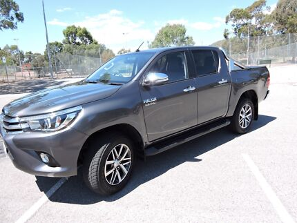 Toyota Hilux SR5 Tea Tree Gully Tea Tree Gully Area Preview