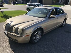 2005 JAGUAR S TYPE $2900 OR BEST OFFER