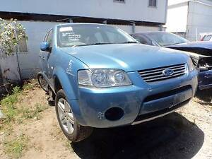 WRECKING / DISMANTLING 2005 FORD TERRITORY GHIA 4 SP AUTO North St Marys Penrith Area Preview