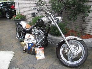CUSTOM AWARD WINNING CHOPPER