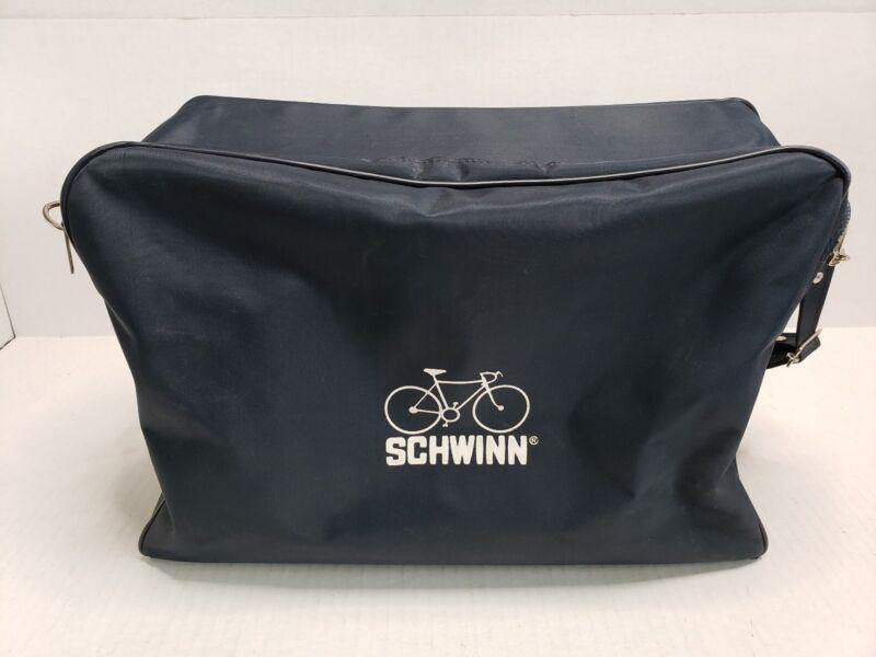 Rare Vintage Genuine Schwinn Bicycles Accessory Bag Back Pack USA