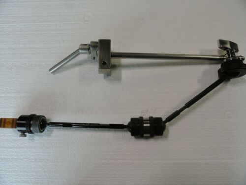 Thompson Endoscope Retractor 42137T System Holder w/ Surgical Table Rail Clamp