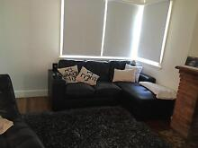 3 seater chaise like leather look Sydney Region Preview