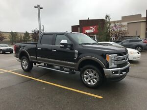 2018 F350 King Ranch rims and tires