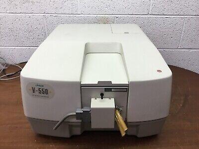 Oem Jasco V-550 Uvvis Spectrophotometer Model No. U-550