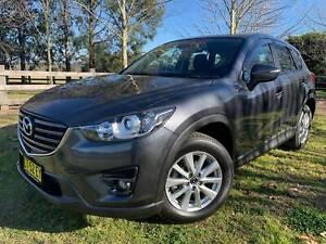 2016 Mazda CX-5 MAXX SPORT AWD TURBO DIESEL SUV Richmond Hawkesbury Area Preview