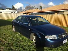 Audi A4 2004, 170k $8000 negotiable Glen Iris Bunbury Area Preview