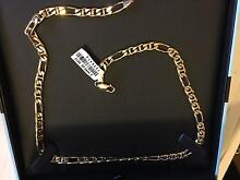 9 carat gold  50 cm chain Fisher Weston Creek Preview