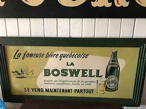 Cadre bière Boswell