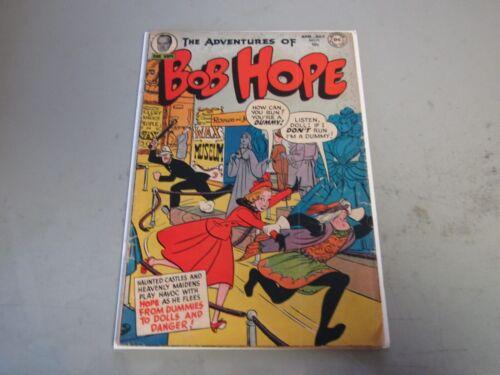 The Adventures of Bob Hope #15 Comic Book 1952