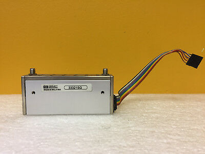 Hp Agilent 33321sg Dc To 4 Ghz 0 To 35 Db Sma F Step Attenuator. Tested