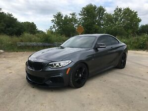 2014 BMW M235i - ///M Performance - Red Leather