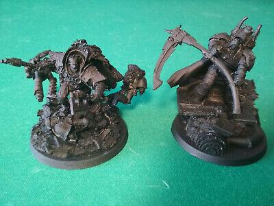 Primarch Lot Angron Mortarion Warhammer 40K 40000 Resin Plastic, usado segunda mano  Casa-Blanca