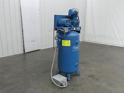 Compair Kellogg B335ub Air Compressor 80 Gallon 5hp 480v 3hp C1314