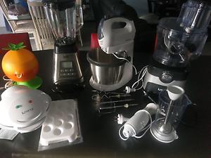 Small kitchen appliances Greta Cessnock Area Preview