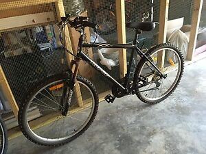 Two bikes for Sale, one green and one black. Mosman Mosman Area Preview