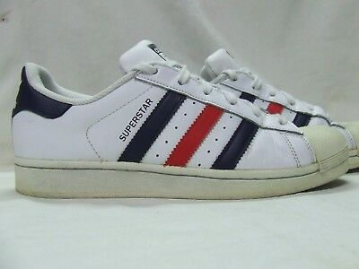 online store 42f92 541b7 SCARPE SHOES UOMO DONNA VINTAGE SNEAKERS ADIDAS SUPERSTAR tg. US 7 - 40 (027