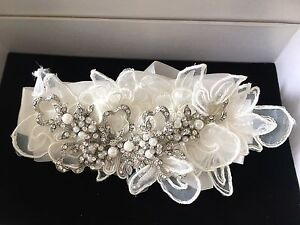 Windsor Bridal Jewellery dress belt Metford Maitland Area Preview