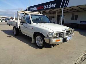 1997 TOYOTA HILUX 4X2 TRAY BACK Kenwick Gosnells Area Preview