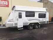 2010 Jayco Discovery Outback 18' Poptop Caravan Hampstead Gardens Port Adelaide Area Preview