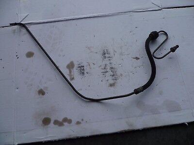Audi A2 2004 1.4 Petrol - Clutch Pipe / Hose ( Master Cylinder to Slave)