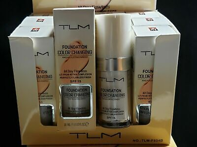 Pro Classic TLM Colour Changing Foundation Adjusting All Day Flawless (Flawless Foundation)