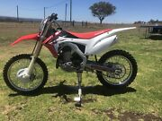 2014 crf450 Inverell Inverell Area Preview