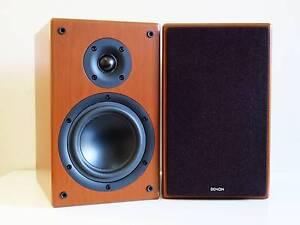 Denon SC-F107 Bookshelf Surround Vintage Audiophile Hi Fi Speaker Nunawading Whitehorse Area Preview