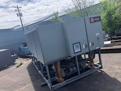 Trane Air Cooled Chiller Rtaa070 70 Ton 460v Mfd 2001 R-22 Used