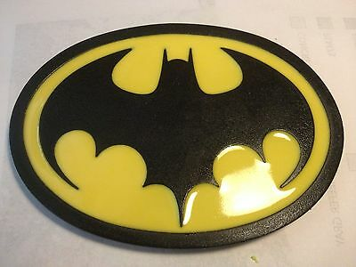 89 Batman Emblem Chest Piece in Colors Keaton 1/1 ](Batman Chest Piece)