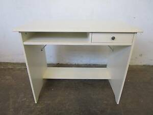 D5063 Secondhand White Student Desk Mount Barker Mount Barker Area Preview