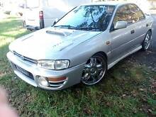 1997 Subaru Impreza Sedan West Kempsey Kempsey Area Preview