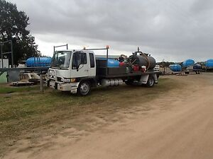 Septic /vacuum excavation / water tank cleaning Kingaroy South Burnett Area Preview