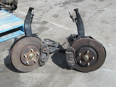 JDM 98-02 Honda Accord Euro R H22A Type S Front Brake Disc Calipers Axles h22a, used for sale  USA