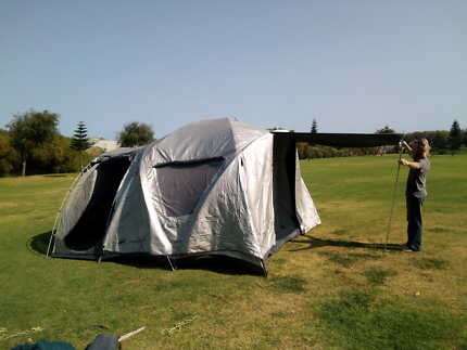 Dome tent 8 man DMH Aust Overlander & dmh aust | Gumtree Australia Free Local Classifieds