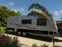 Caravan 24' Off Road Luxury large van Airlie Beach Whitsundays Area Preview