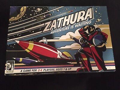 Zathura Board Game Adventure Waiting 2005 Spaceship Zorgon Robot for sale  Melbourne