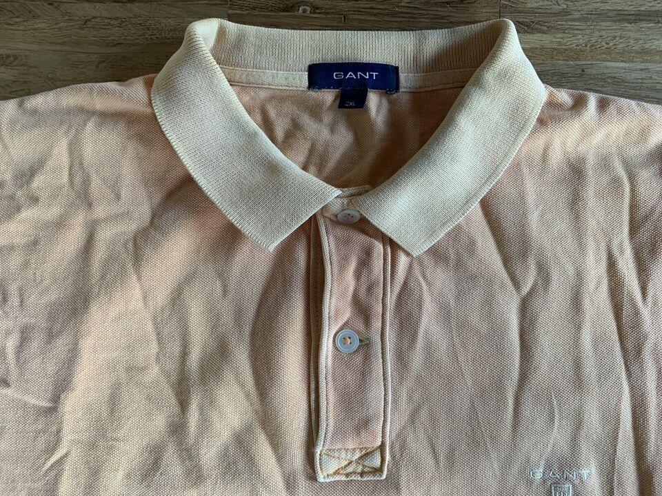 GANT Herren kurzarm Polo Shirt, orange Vintage  XXL 2XL in Bad Bentheim