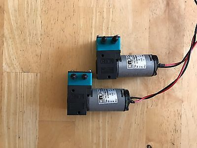 New Knf Flodos Ch-6210 Pml7182 Nf30 Pump 2 Pumps  12v