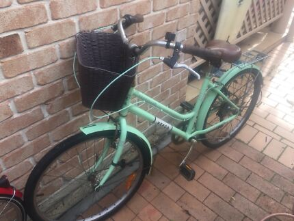 Bike +helmet+lock $120