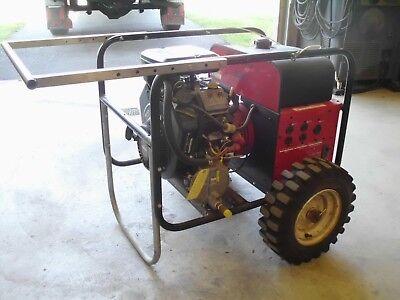 Winco 9000 Tri Fuel Generator
