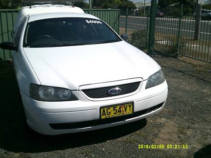 2005 Ford Falcon LPG factory Tuncurry Great Lakes Area Preview