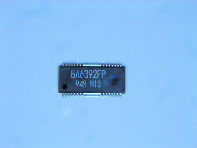 Ba6392fp Original Rohm 28p Smd Ic 1 Pc