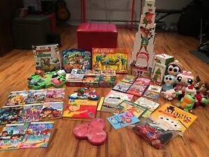 Lego lot de jouets pour enfant