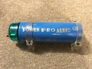 1 farad power pro audio capacitor