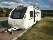 Swift Explorer 645 MkII Caravan Doncaster East Manningham Area Preview